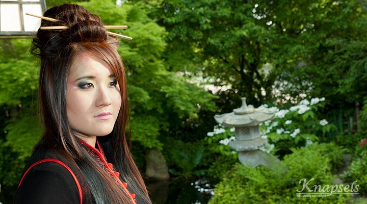 Knapsels-japanse-fotoshoot