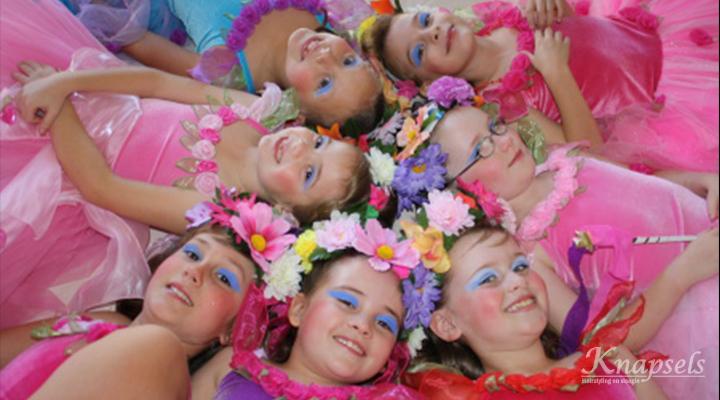 Knapsels-kinderfeestjes