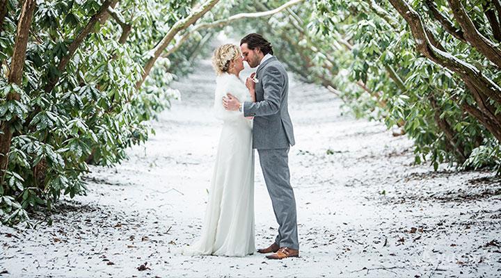 knapsels-bruiloft-locatie-bruid-winter-noord-brabant