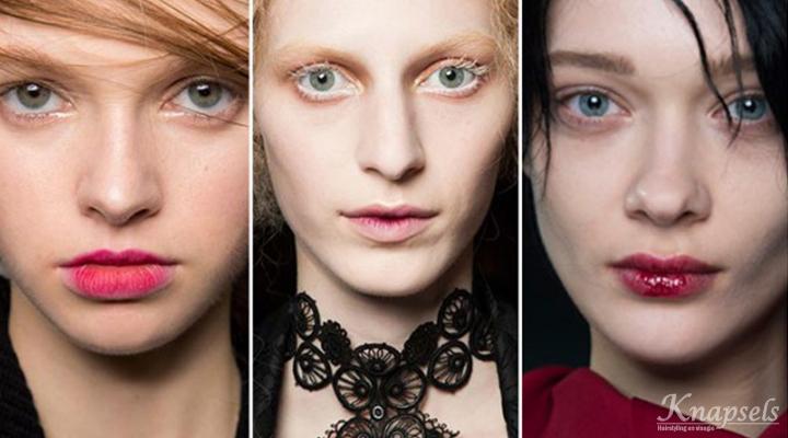 Knapsels-makeup-trends-herfst-2015