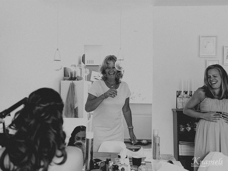 Knapsels-bruiloft-kim-voorbereidingen