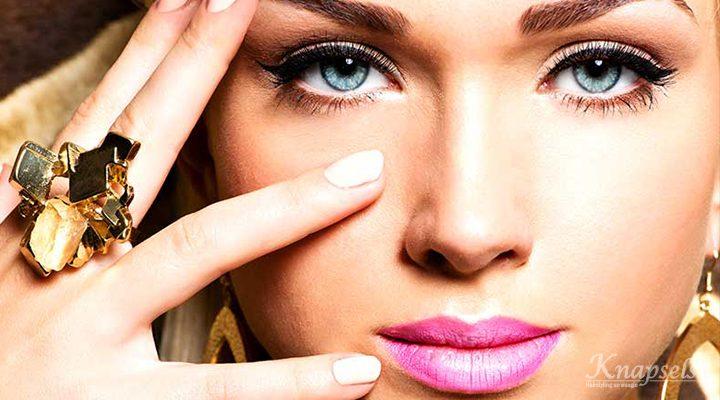 Knapsels-make-up-trend-lente-zomer-2017