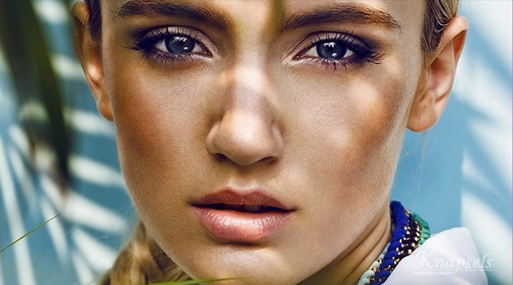Knapsels-makeup-in-zomer