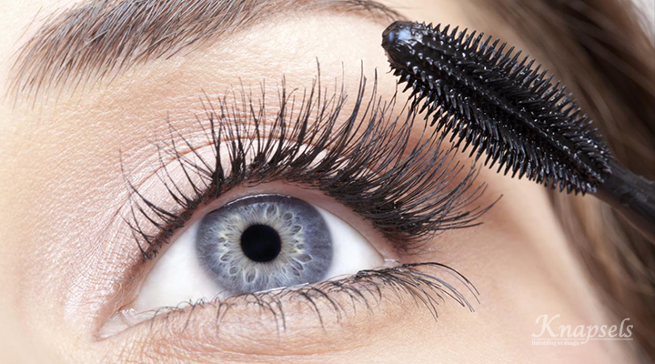 Mascara perfect aanbrengen