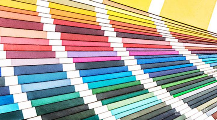Knapsels-kleuren